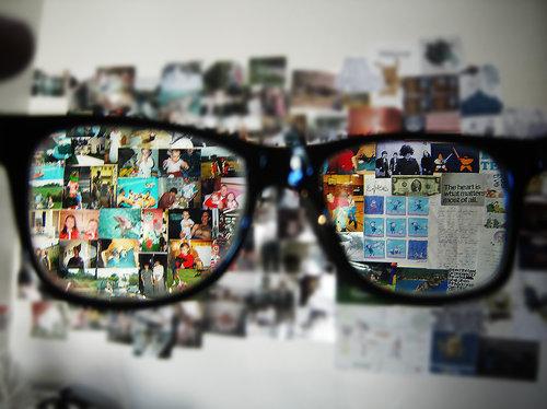 Creative Glasses Memories Photography Pictures Favim 97200